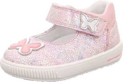 SKECHERS, Ballerinas Blinkies TWINKLE PLAY STARRY SPARKS für Mädchen, pink