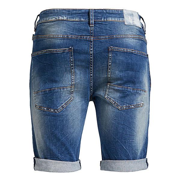 Blau Hose Chris Chris Shorts Shorts Khujo Khujo Hose 9YWHIED2