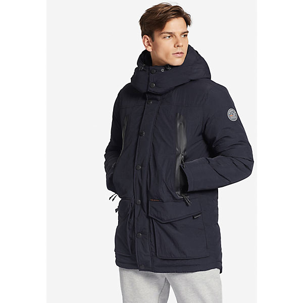 Parka COSINUS WITH DETACHABLE HOOD