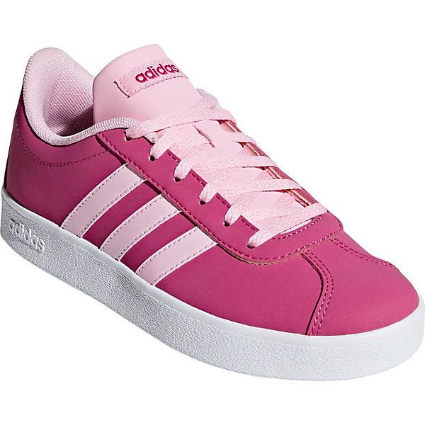 adbd1bc2bd8a56 Kinder Sneakers VL COURT 2.0 K für Mädchen. adidas Sport Inspired