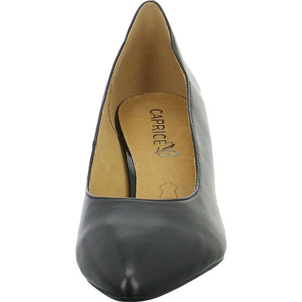 CAPRICE, Pumps Pumps Pumps 9-22405, schwarz  Gute Qualität beliebte Schuhe df6cc7