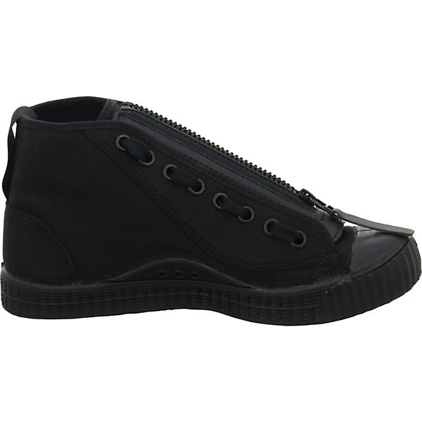 Schwarz Raw Sneakers High Zip star Mid Rovulc G 1cTK3lJF