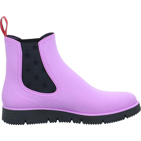 fbad8d0ebdd2 ... Damen Stiefeletten 7105, lila lila 7105, Gute Qualität beliebte Schuhe  5b8dc1 ...