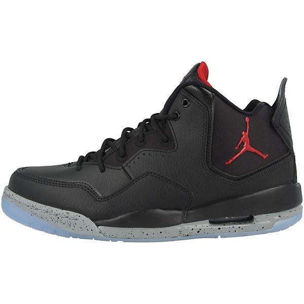 sports shoes 838d5 0ade8 Nike Sportswear, Schuhe Jordan Courtside 23 Sneakers Low, schwarz   mirapodo