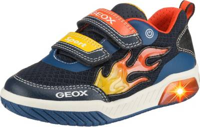 GEOX, Sneakers Low Blinkies ANDROID BOY für Jungen, gelb