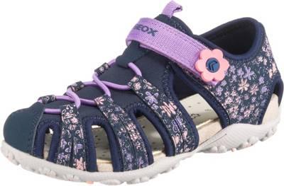 Mädchen Schuhe Geox Schuhe Geox Sandal Roxanne Schuhe