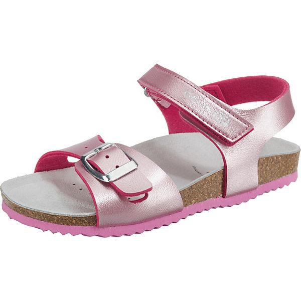 sports shoes 7275d 27e7b GEOX, Sandalen ADRIEL GIRL für Mädchen, fuchsia