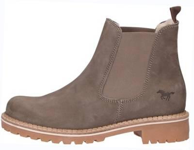 Tamaris, Stiefelette Chelsea Boots, grau   mirapodo