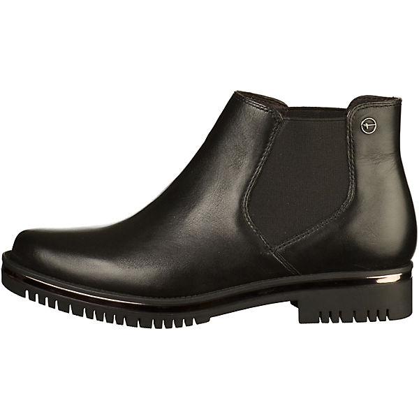 Tamaris, Tamaris, Tamaris, Stiefelette Klassische Stiefeletten, schwarz  Gute Qualität beliebte Schuhe 2d68a4