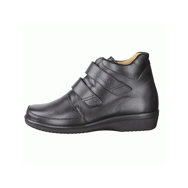 Ganter, Stiefel schwarz Klassische Stiefeletten, schwarz  Gute Qualität beliebte Schuhe