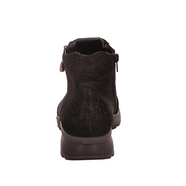 WALDLÄUFER, Stiefel schwarz Klassische Stiefeletten, schwarz Gute Qualität beliebte beliebte beliebte Schuhe 4d4052