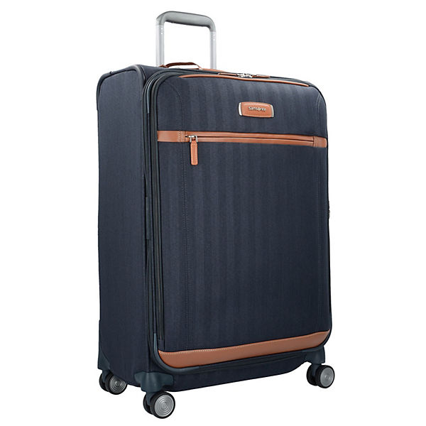Dlx Spinner 4 Trolley Cm Blau Samsonite Light 79 rollen 8nNmw0