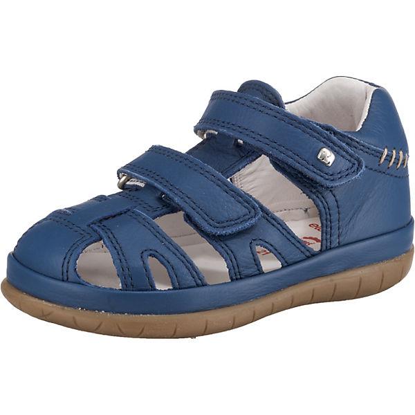 Gutes Angebot elefanten Baby Sandalen BELLINO Weite M für Jungen blau Modell 2
