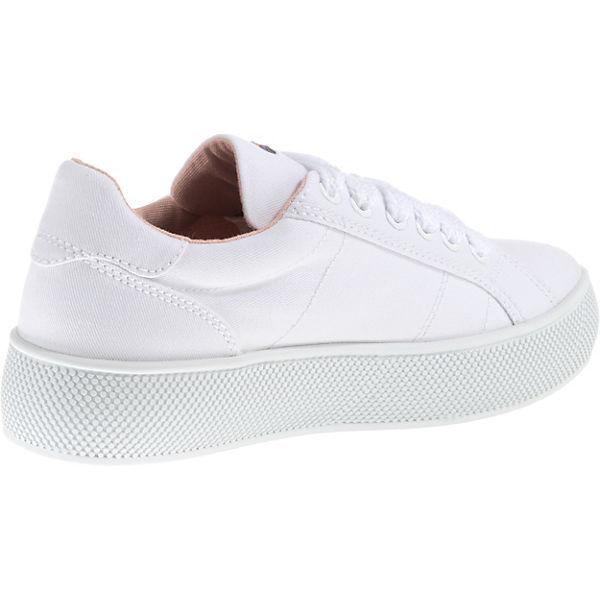 Lu Weiß Low Barbie Esprit Sneakers vI6ymYbf7g