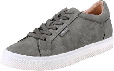 LowAnthrazit EspritMini Basic Sneakers Lu Lu Sneakers EspritMini Basic IHYD2E9W