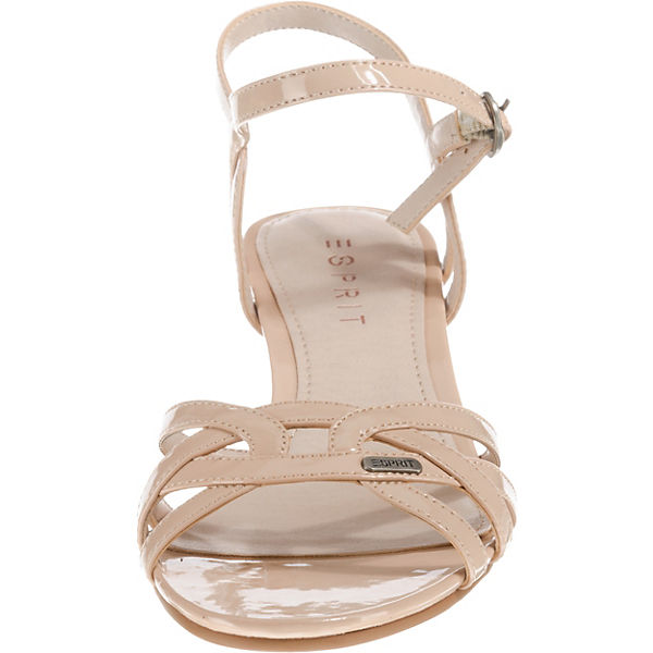 Birkin Sandaletten Camel Sandal Klassische Esprit QrodCxBWe
