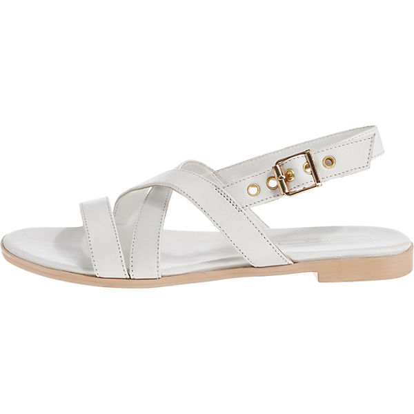 Esprit Sandal Sandalen Weiß Arisa Klassische D9I2YEHW