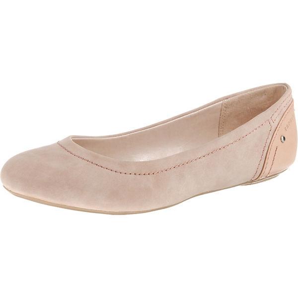 huge discount f5780 db0e4 ESPRIT, Aloa Ballerina Klassische Ballerinas, rosa