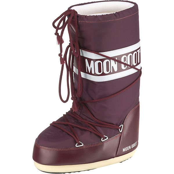 Moon Boot Nylon Winterstiefel