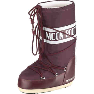 3b9dd9a2c1eedd Moon Boot Nylon Winterstiefel ...