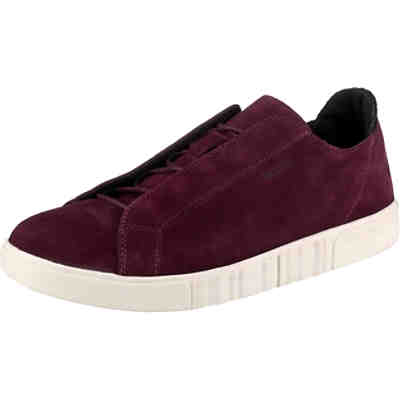 Linda Suede Sneakers Low