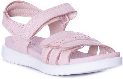 ecco, Sandalen für Mädchen, hellrosa