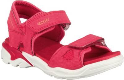ecco, Sandalen BIOM für Mädchen, pink