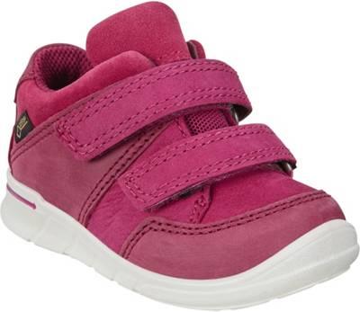 ecco, Lauflernschuhe GORE TEX für Mädchen, pink