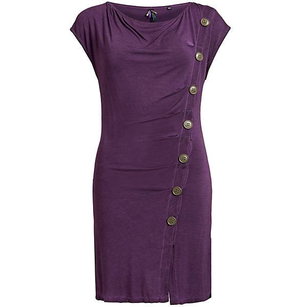 Khujo Helena Violett Khujo Kleid Jerseykleider Kleid Helena QdxreCBWo