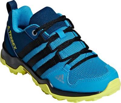 adidas Performance, Outdoorschuhe TERREX AX2R K für Jungen, blau
