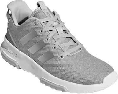 adidas Sport Inspired, Sneakers Low CF RACER TR K für Jungen, grau