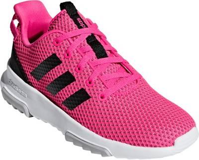 adidas Sport Inspired, Sneakers Low CF RACER TR K für Mädchen, pink