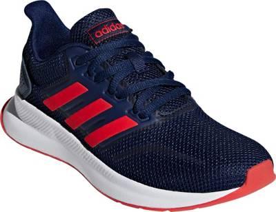 adidas Performance, Sneakers RUNFALCON K für Jungen, dunkelblau