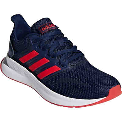 einzigartiger Stil 100% authentisch größte Auswahl an adidas Performance, Sneakers RUNFALCON K für Jungen, dunkelblau