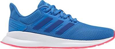 adidas Performance Kinder Sneakers RUNFALCON K weiß mirapodo