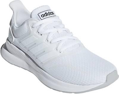 adidas Performance, Runfalcon Sneakers Low, weiß | mirapodo