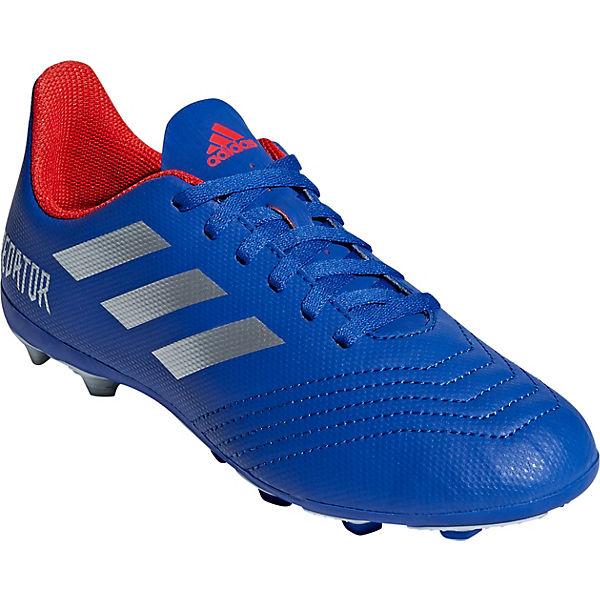 Adidas Performance Fussballschuhe Predator 19 4 Fxg J Fur Jungen Blau