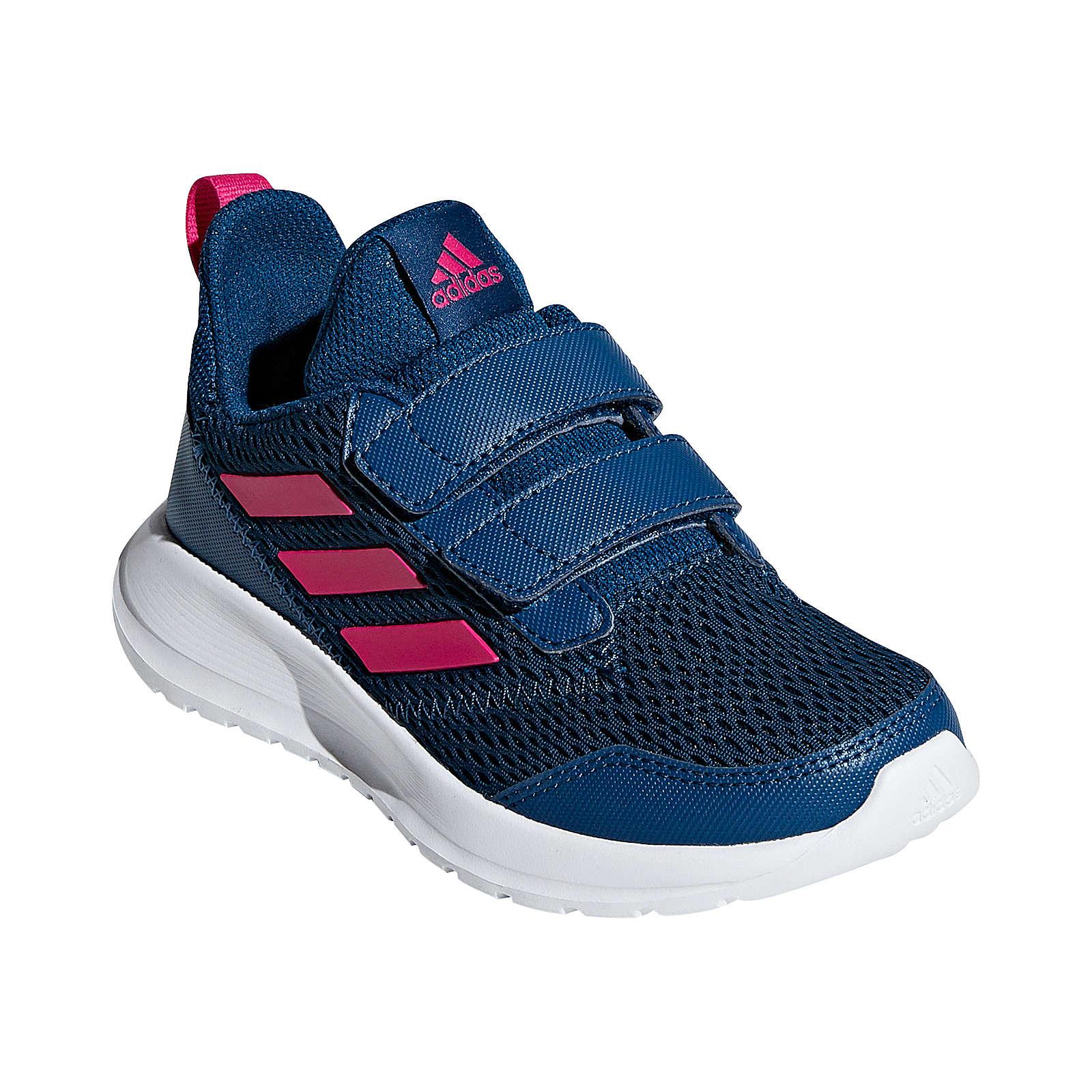 adidas Performance Sportschuhe ALTA RUN CF K für Mädchen dunkelblau Mädchen Gr. 37 1/3
