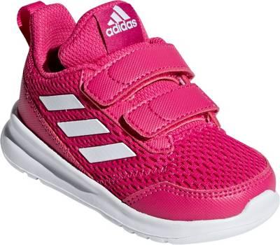 adidas Performance, Baby Sportschuhe ALTA RUN CF für Mädchen, pink