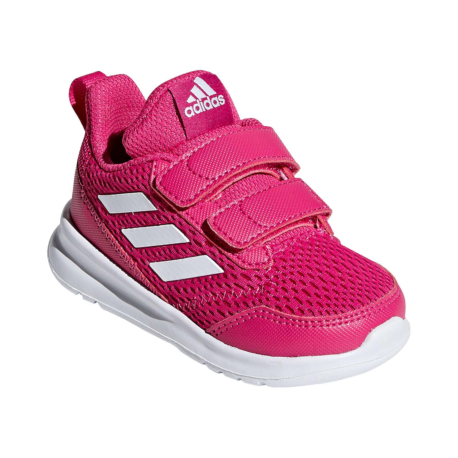 adidas Performance Baby Sportschuhe ALTA RUN CF für Mädchen pink Mädchen Gr. 25