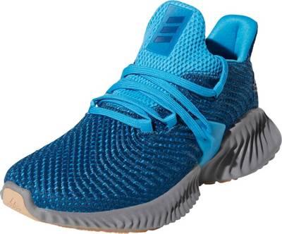 adidas Performance, Sportschuhe ALPHABOUNCE INSTINCT für Jungen, dunkelblau