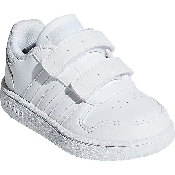 huge discount 67e29 efd0e adidas Sport Inspired, Baby Sneakers HOOPS 2.0 CMF, weiß