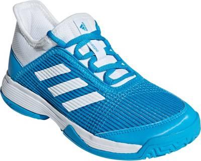 Blau Schuhe Gr30 Laufschuhe Turnschuhe Adidas Jungen