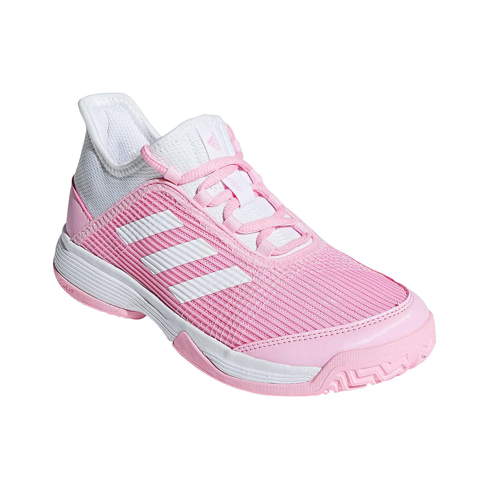 adidas Performance Sportschuhe ADIZERO CLUB K für Mädchen rosa Mädchen Gr. 29