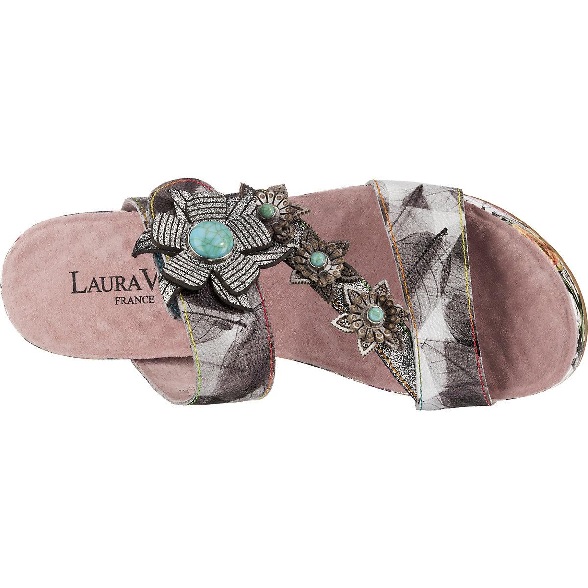 Laura Vita, Komfort-pantoletten, Schwarz Artikelnummer:10228793