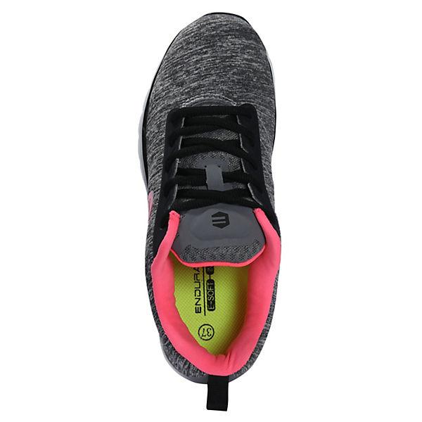 Endurance, Trainingsschuh E-Light E-Light Trainingsschuh V8 mit atmungsaktivem Mesh-Obermaterial, dunkelgrau  Gute Qualität beliebte Schuhe 8482cd