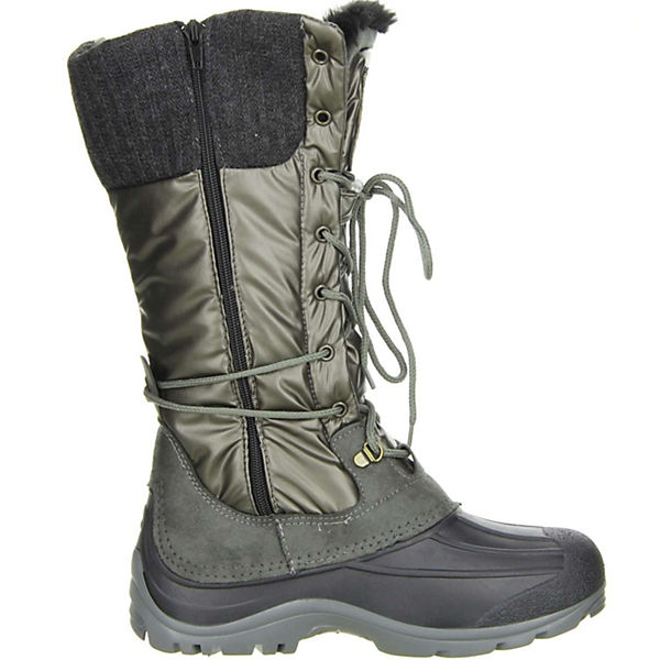 San Bernardo, Damen Qualität Winterstiefel Snowboots anthrazit, anthrazit  Gute Qualität Damen beliebte Schuhe c2e0bf