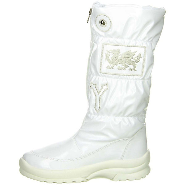 San Bernardo, Bernardo, Bernardo, Damen Winterstiefel SnowStiefel weiß, weiß  Gute Qualität beliebte Schuhe 278adc