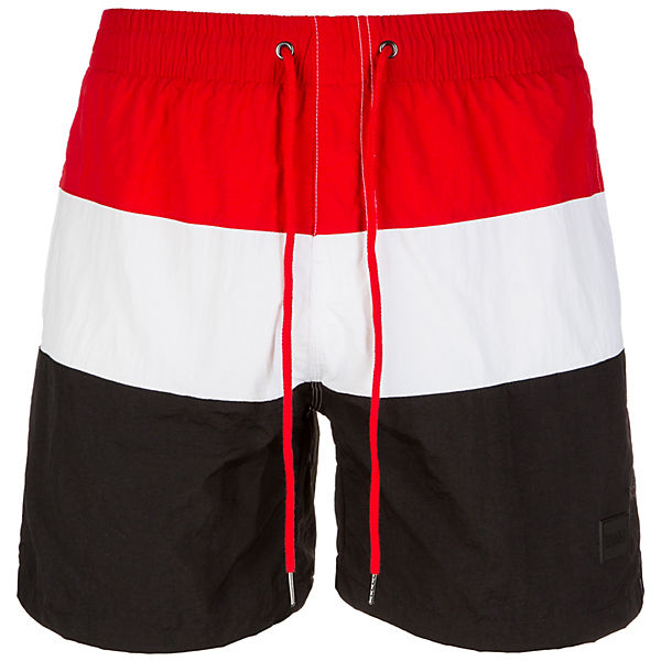 Color Block Swim Short Herren