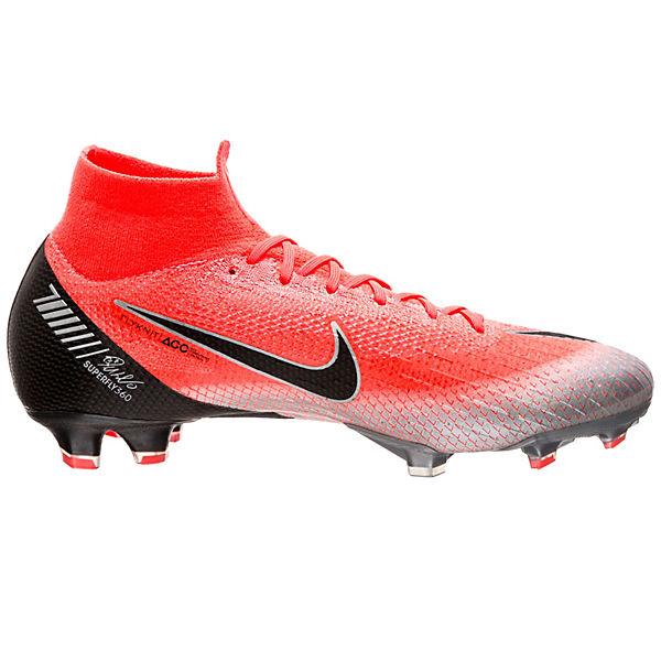 Rot Performance Cr7 Herren Fg Mercurial Superfly Nike Fußballschuh Vi Elite WdxBoCre